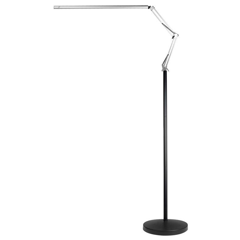 lampa-zabiegowa-led-all4light-lashes-line-2-srebrna-ze-statywem