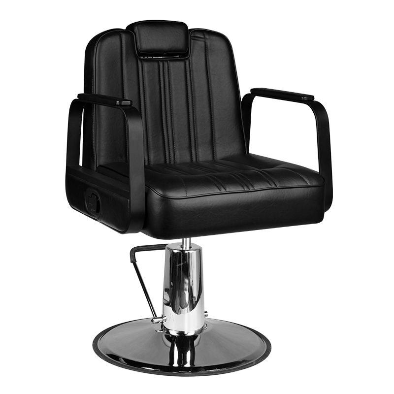 gabbiano-fotel-barberski-ugo-czarny