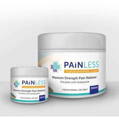 Painless krem znieczulający