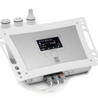 Urządzenie z falami radiowymi i mikrodermabrazją